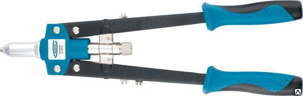 Заклепочник 420мм двуруч.усил 2.4-4.8мм GROSS 40407