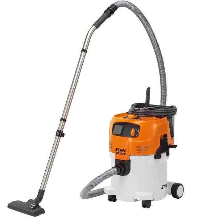 Пылесос STIHL SE 122 E для влажной /сухой уборки