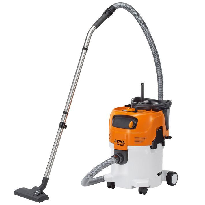 Пылесос STIHL SE 122 для влажной /сухой уборки