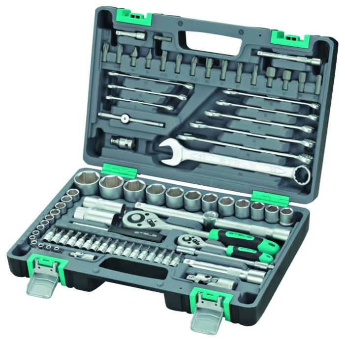 6eb544ae0 Набор инструментов STELS 82пр. купить в Перми | Цены | Характеристики