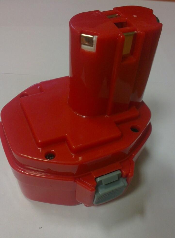 Аккумулятор для шуруповерта Makita Ni-Cd 14,4V