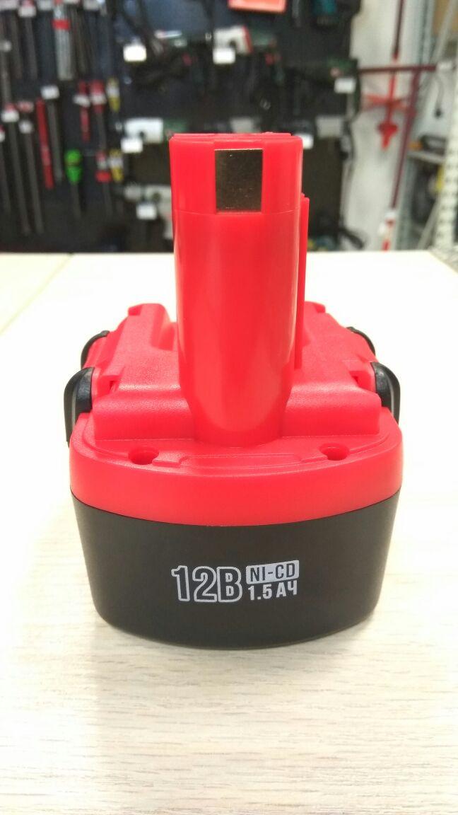 Аккумулятор для шуруповерта Bosch Ni-Cd 12V