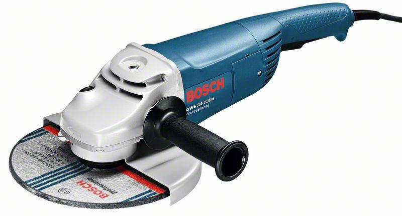 Угловая шлифмашина Bosch GWS 22-230 H Professional Bosch