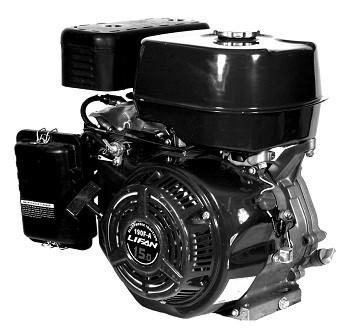 Двигатель Lifan 190F 15 л.с.