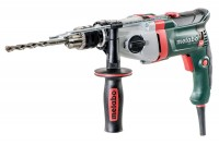 Дрель ударная Metabo SBEV 1000-2 (Futuro Plus 2 sleeves, case)