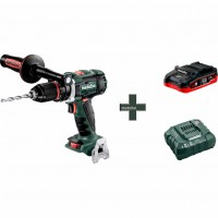 Шуруповерт Metabo BS 18 LTX BL Impuls (1х3,5Ач, Li-lon) РЫБАЦ 110 Нм