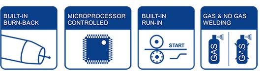 POLO 160 microprocessor